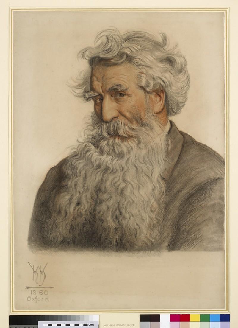 Portrait of Thomas Combe, Printer to the University (WA1894.20)