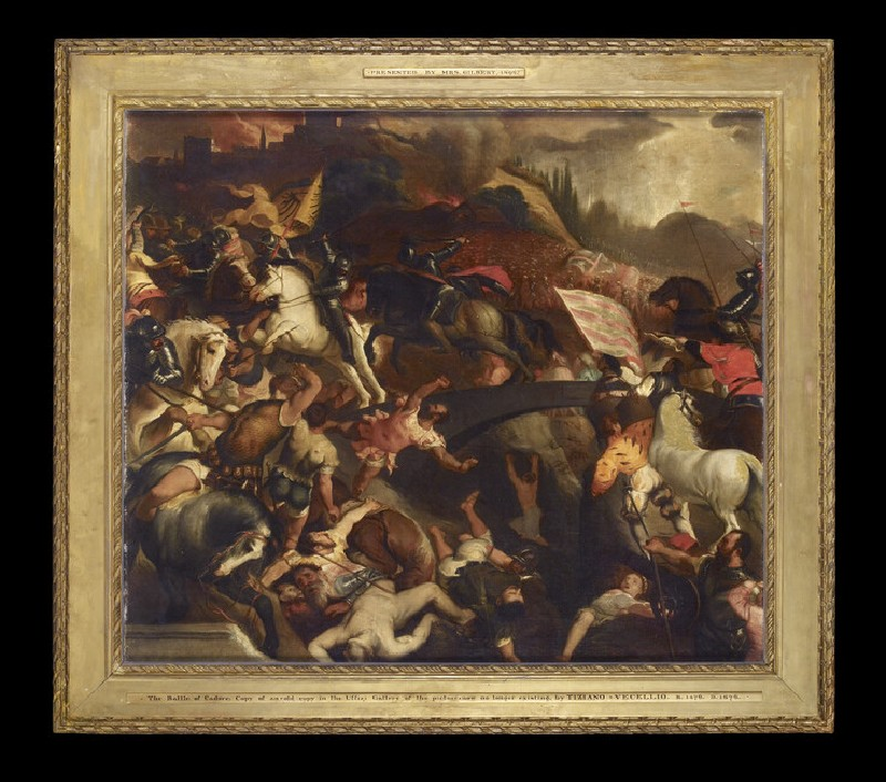 The Battle of Cadore (Spoleto)