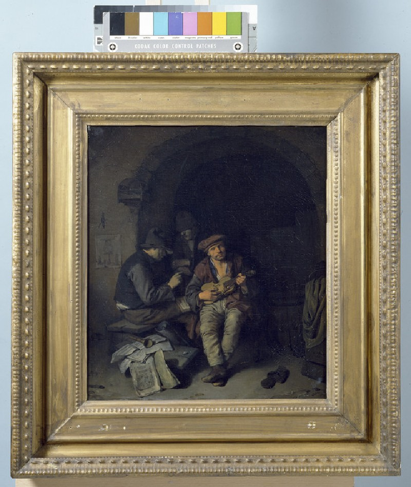 The Blind Fiddler (WA1897.11)
