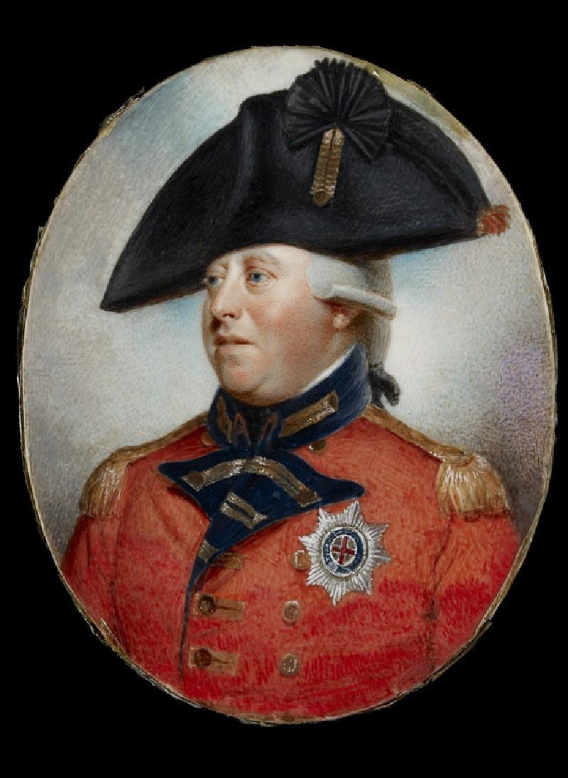 Portrait of King George III (WA1897.68)