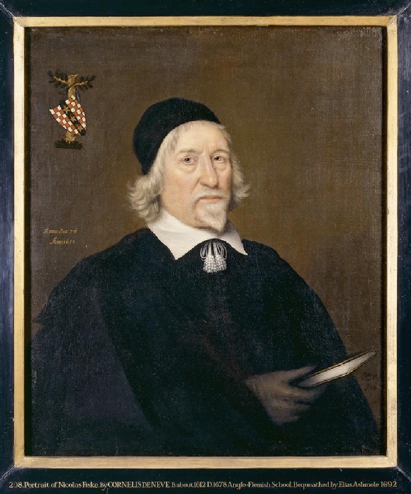 Portrait of a Man, called Nicholas Fiske