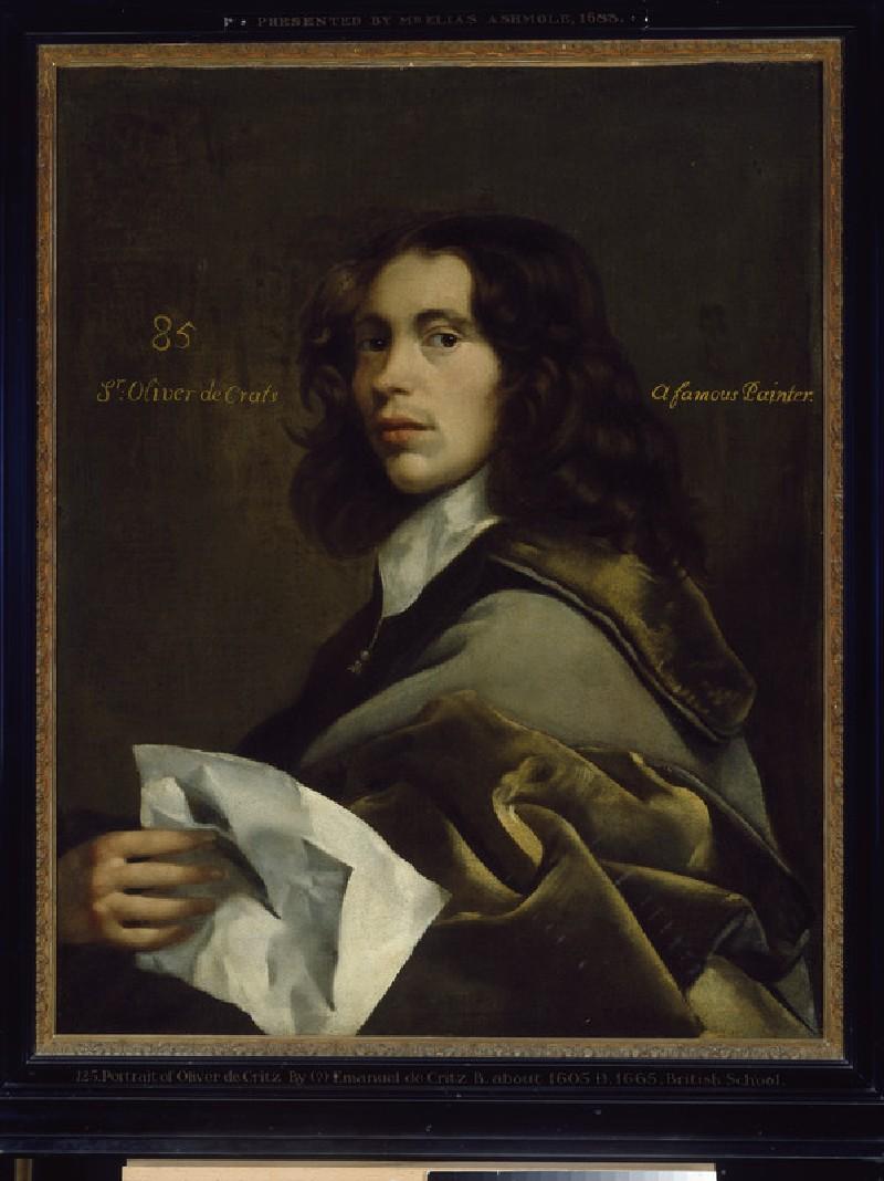 Oliver de Critz (WA1898.23)