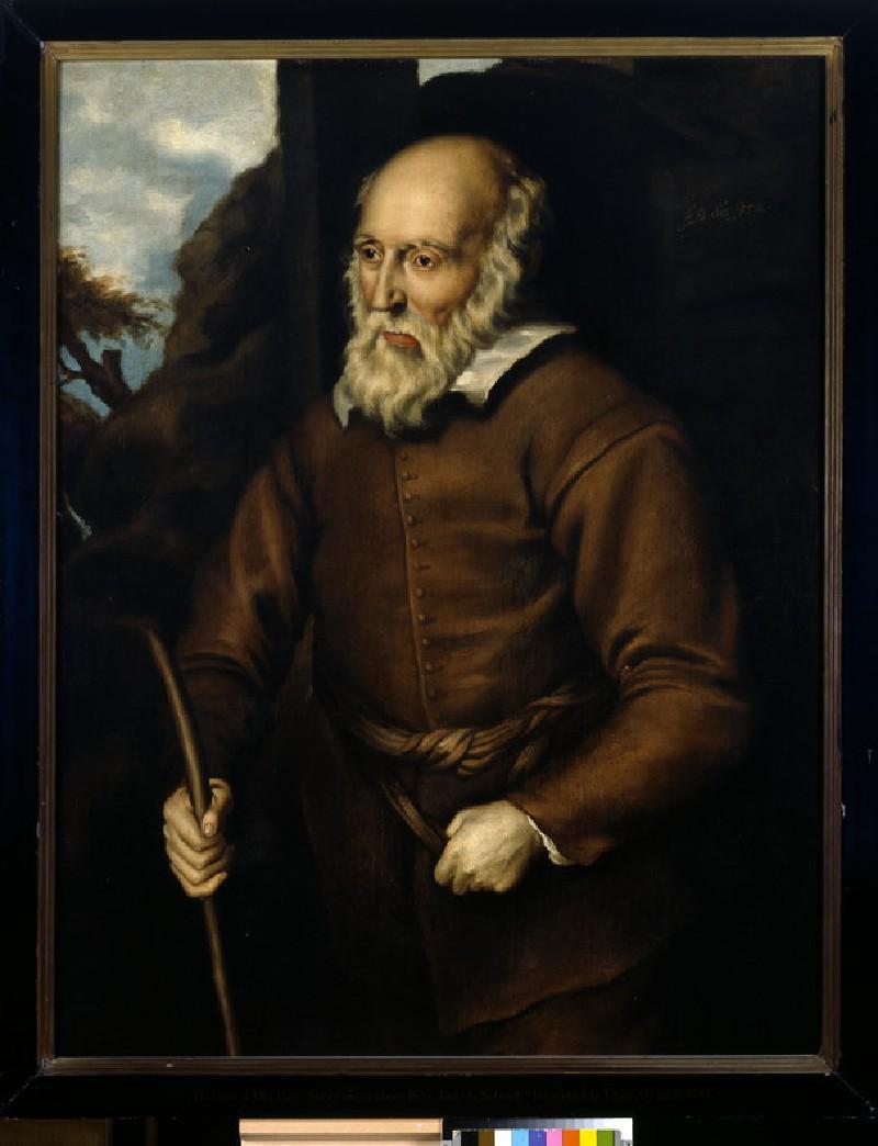 Thomas Parr