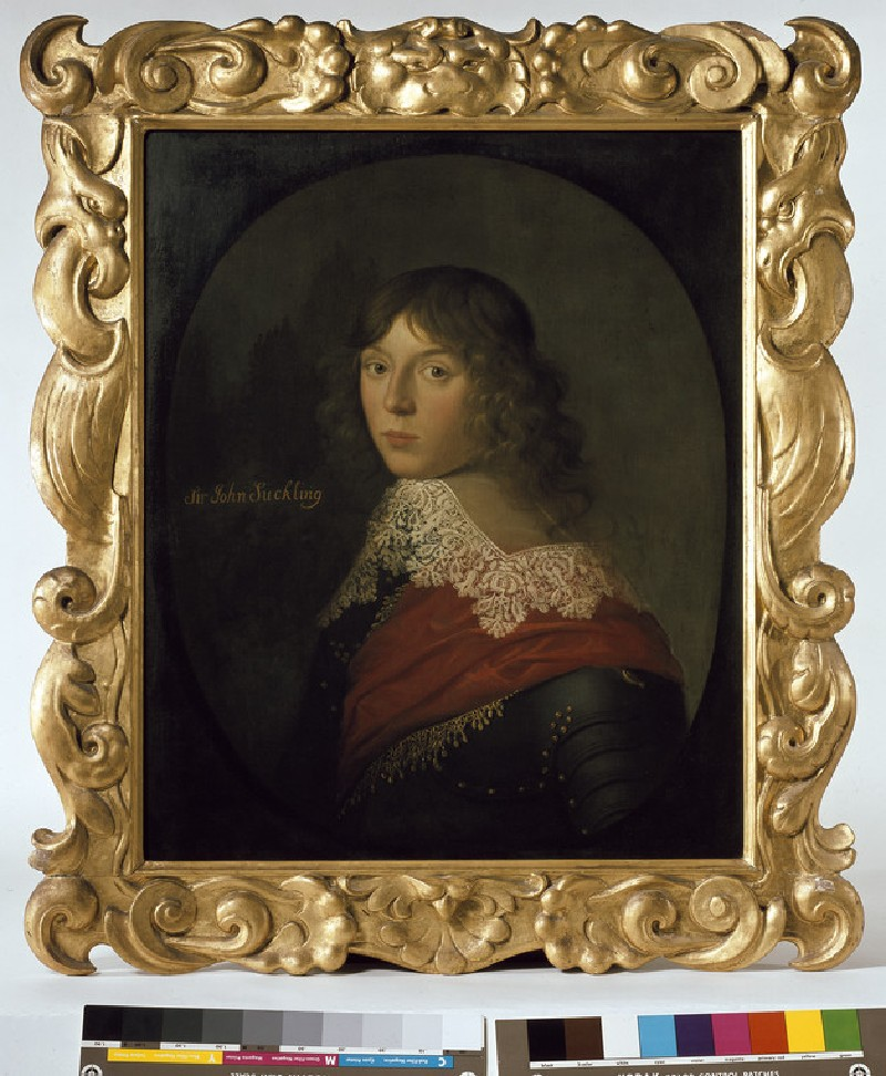 Portrait of a Youth, said to be Sir John Suckling