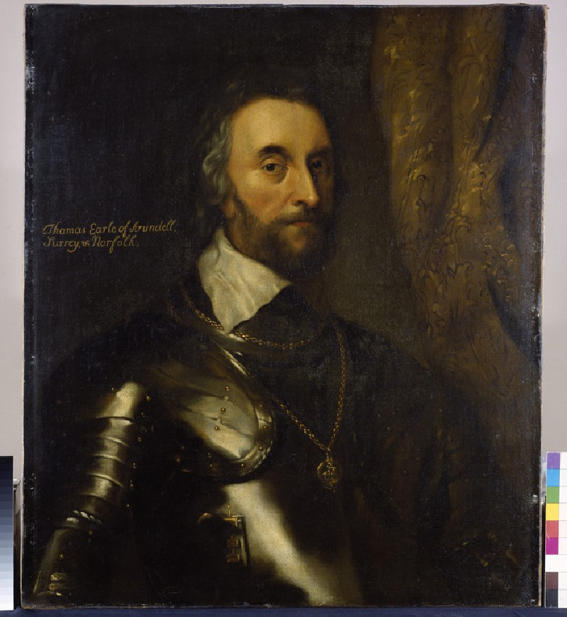 Thomas Howard, Second Earl of Arundel