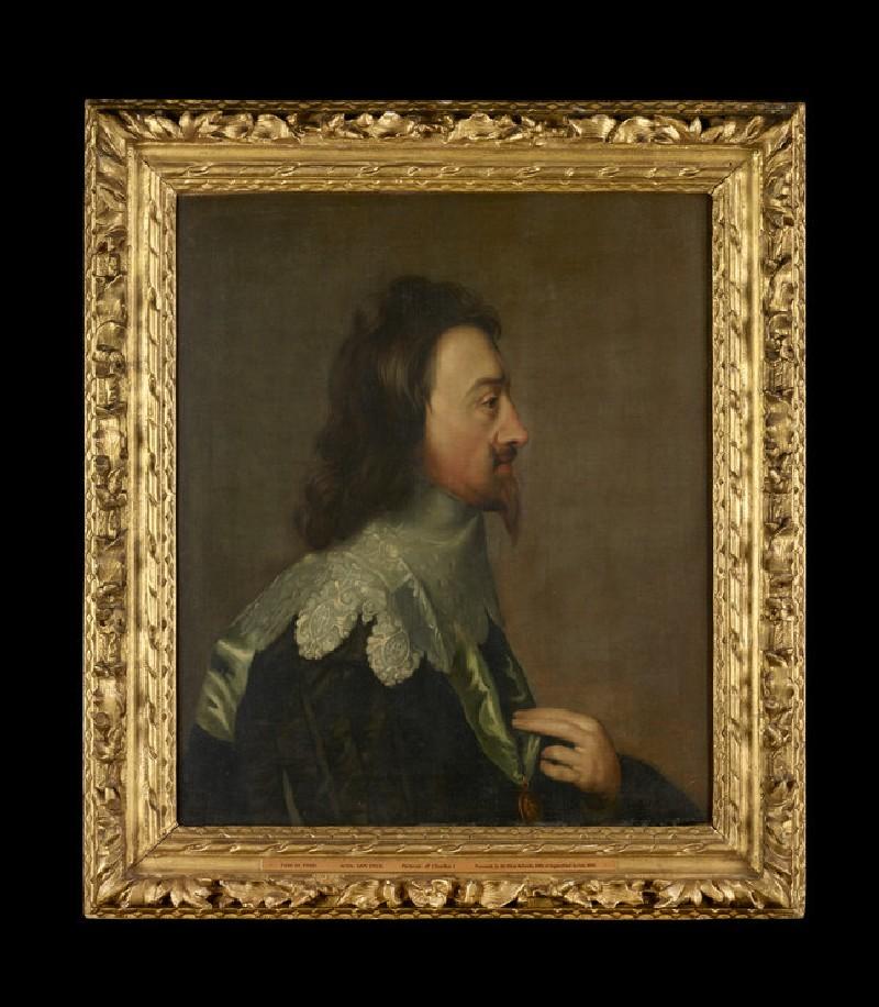 Portrait of Charles I (WA1898.38)