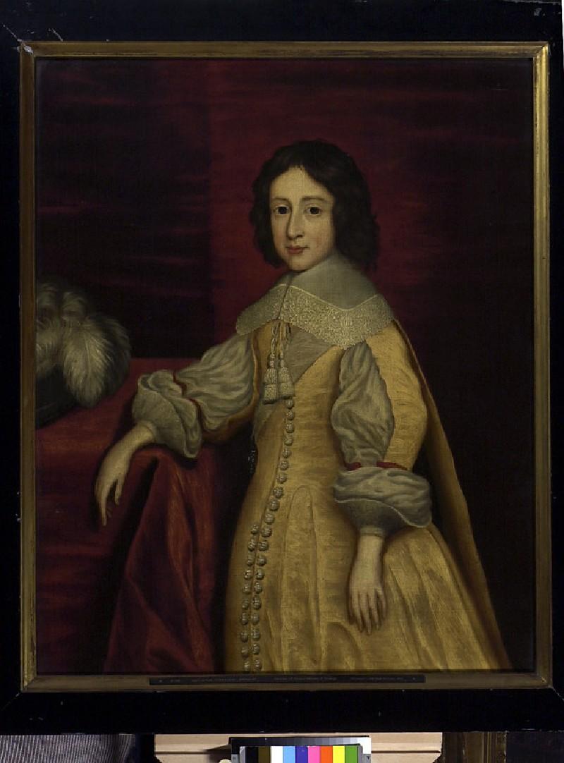 Prince William of Orange, later King William III