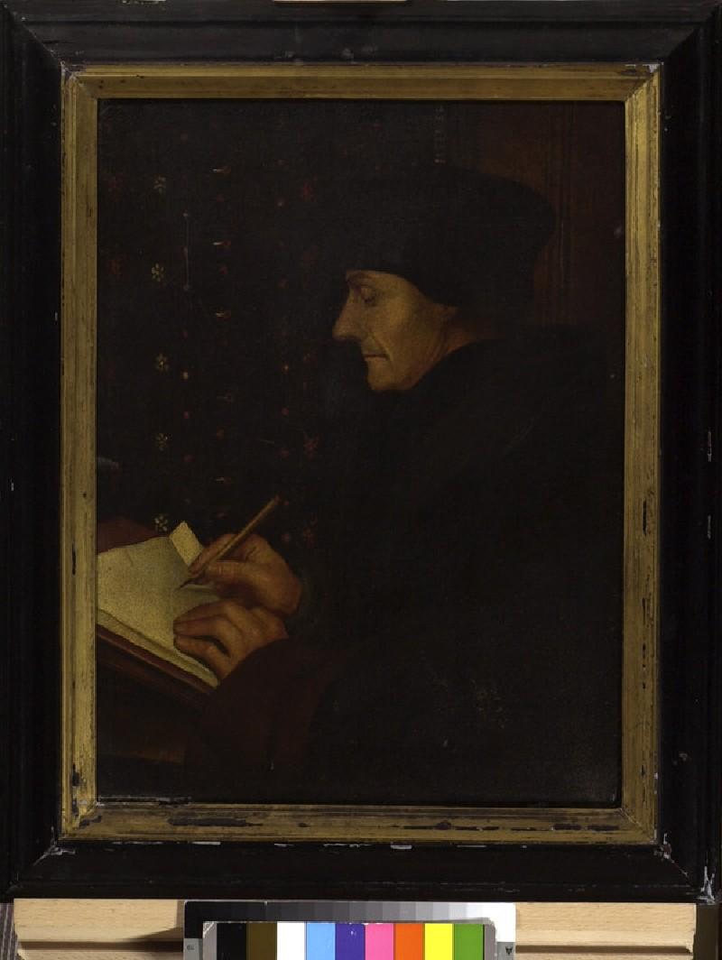 Desiderius Erasmus (WA1898.42)