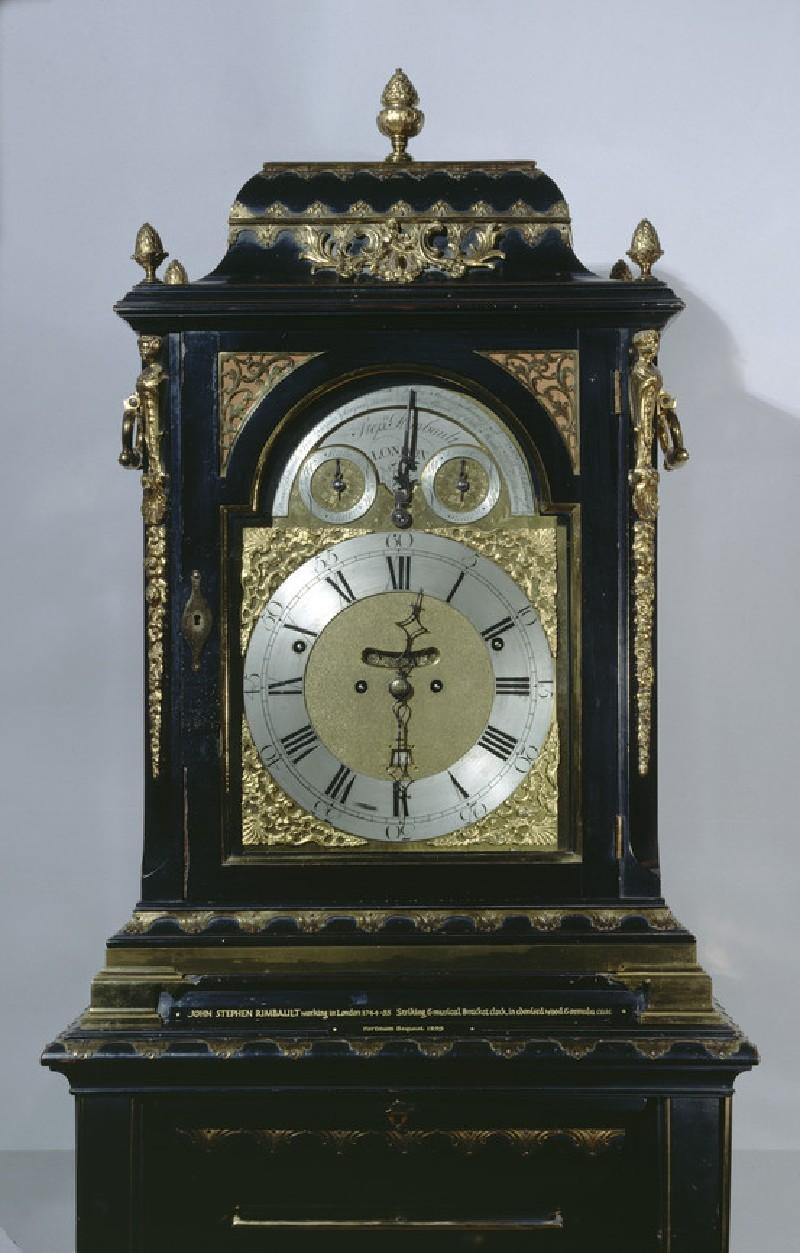 Musical Bracket Clock