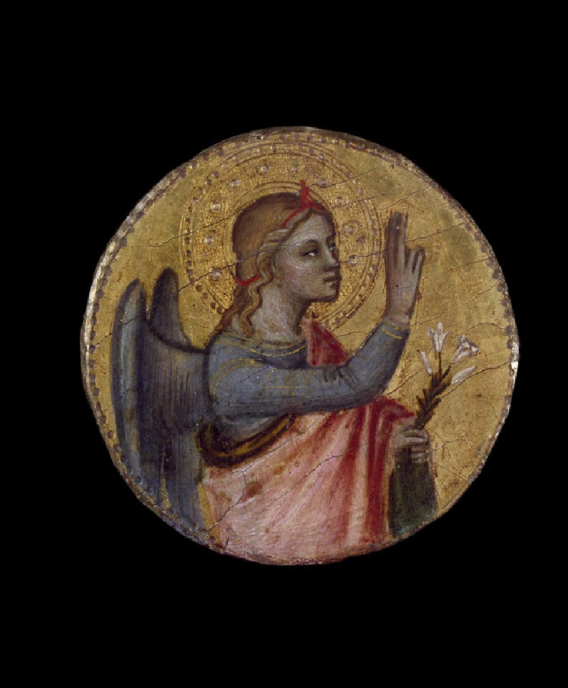 The Angel of the Annunciation (WA1899.5)