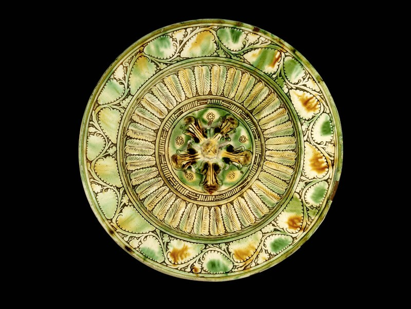 Double-sided dish (WA1899.CDEF.C402)