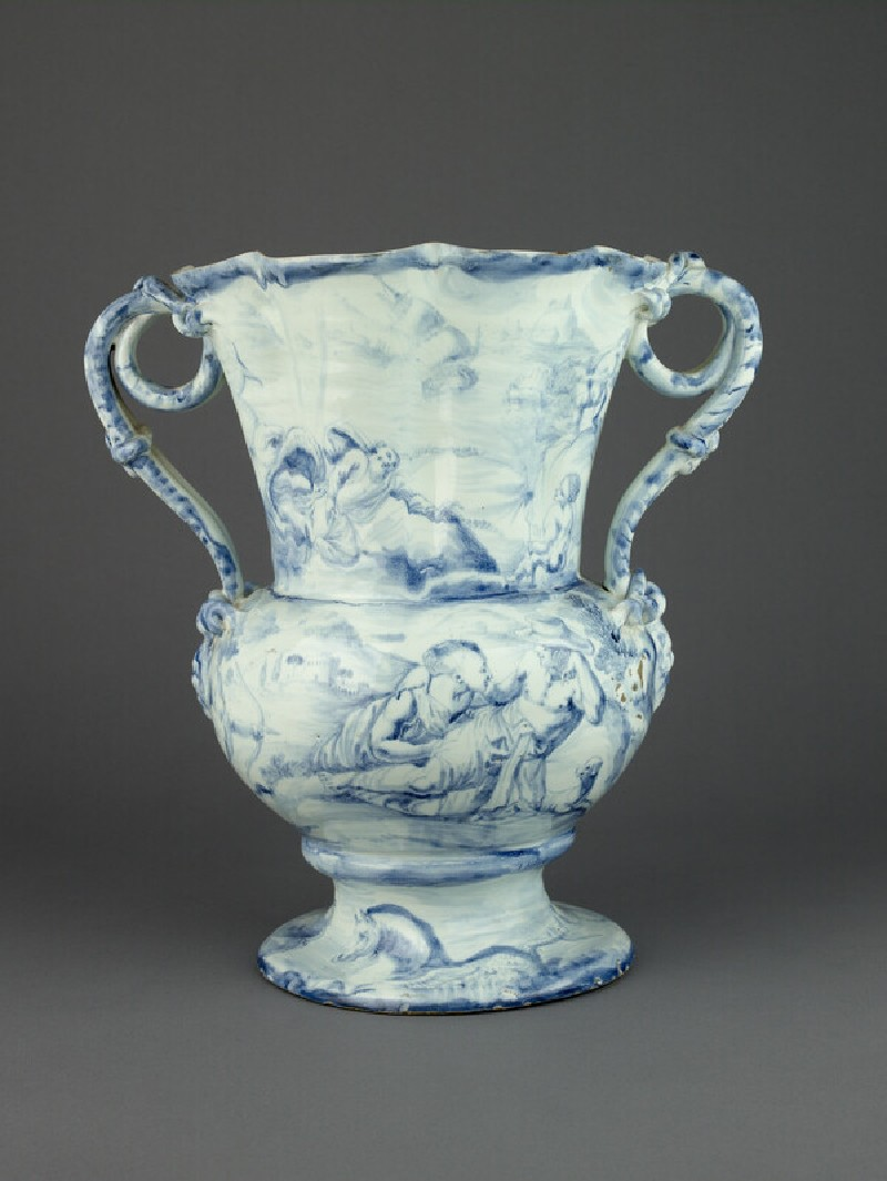 Jar one of a pair (WA1899.CDEF.C514)
