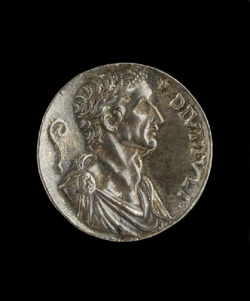 Bust of Julius Caesar (WA1908.115)