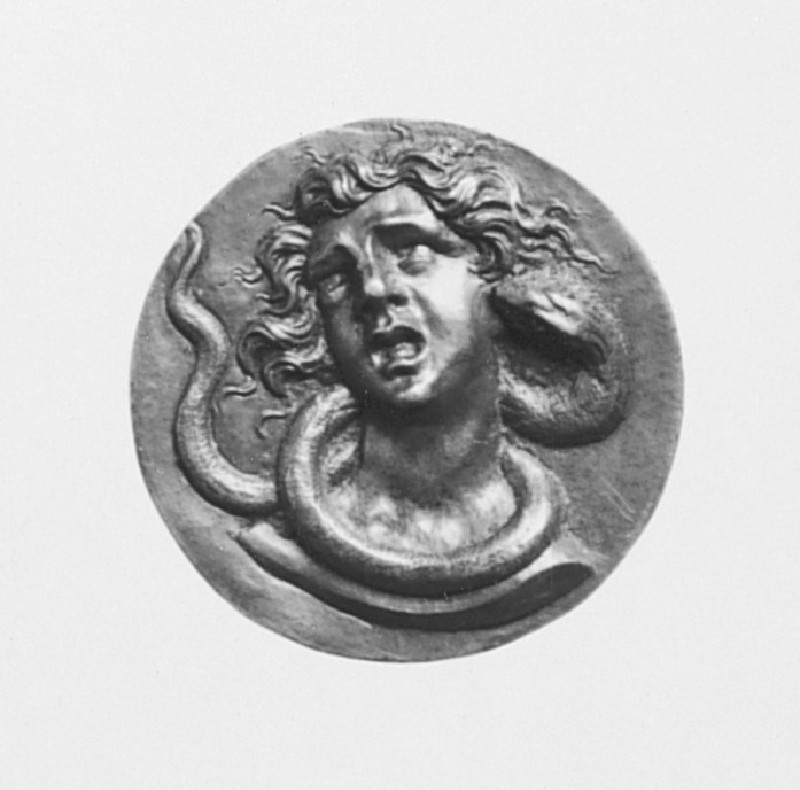 Head of one of Laocoon's sons (WA1908.116)