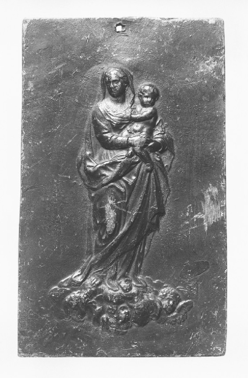 The Virgin and Child (WA1908.136)
