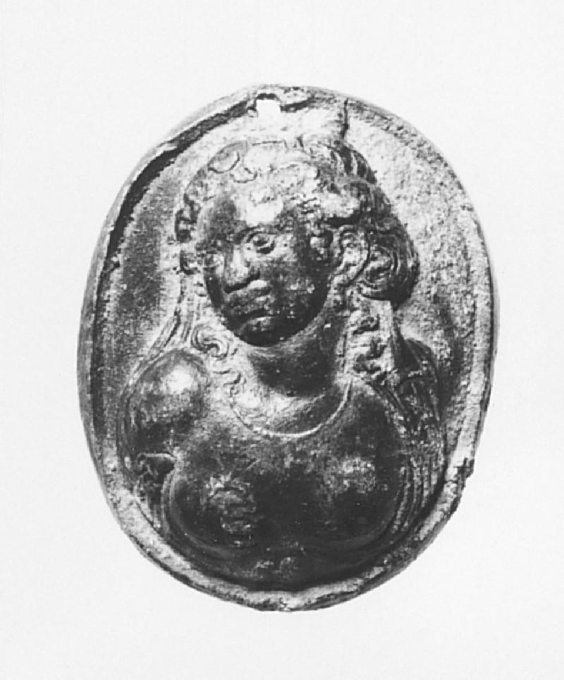 Bust of a Woman (WA1908.152)