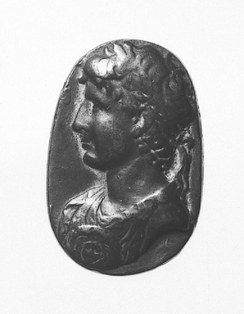 Portrait Bust of a Roman Emperor (WA1908.156)