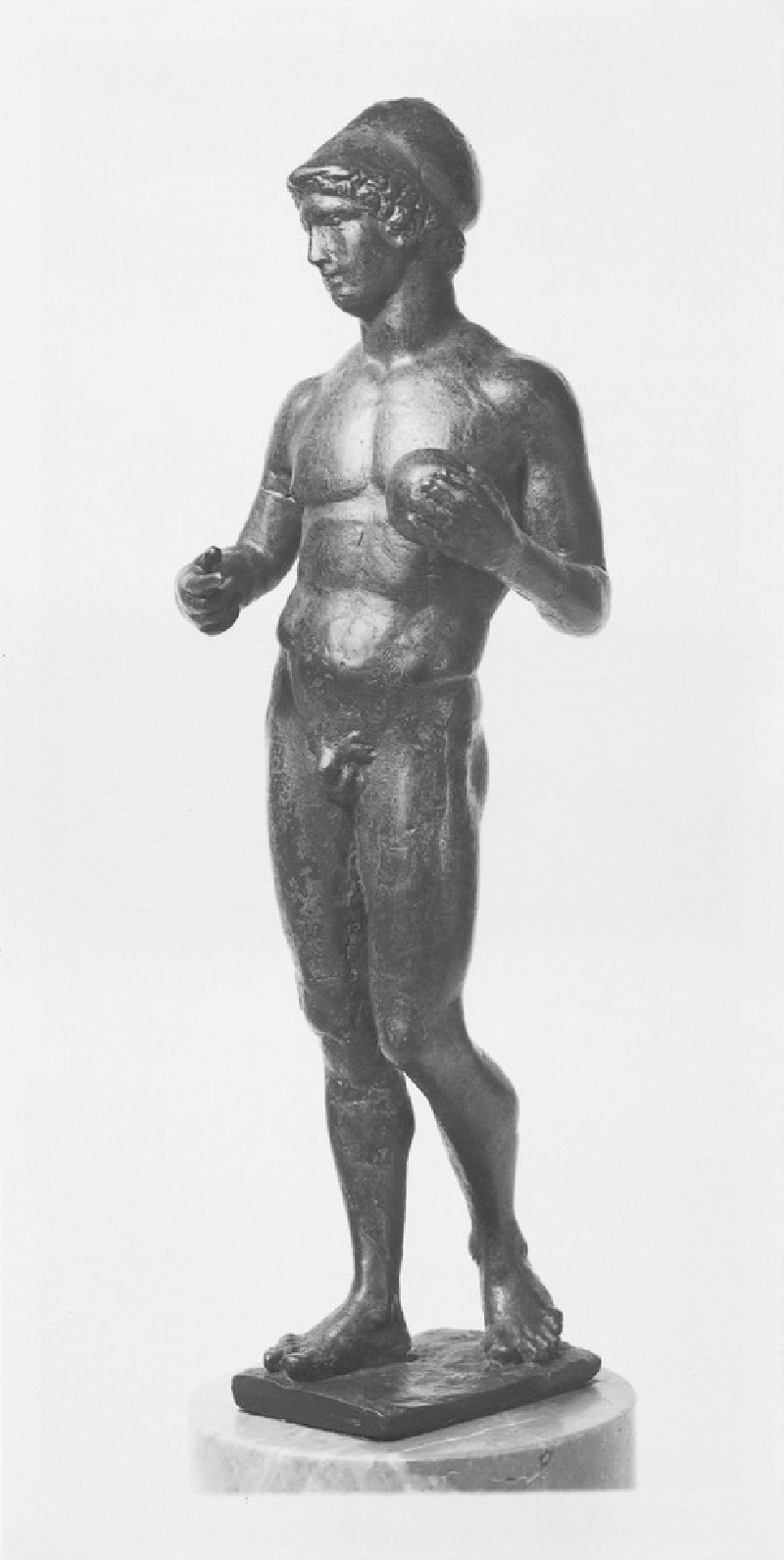 Figure of Paris (WA1908.24)