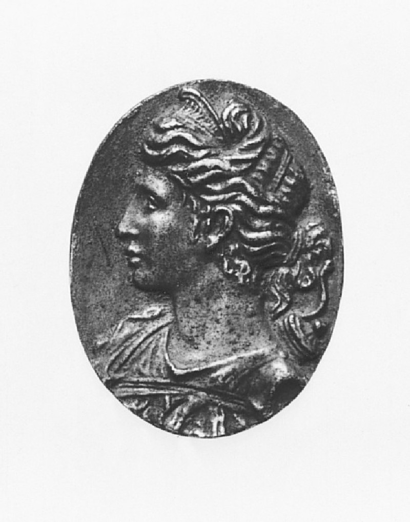 Portrait bust of Diana (WA1908.33)