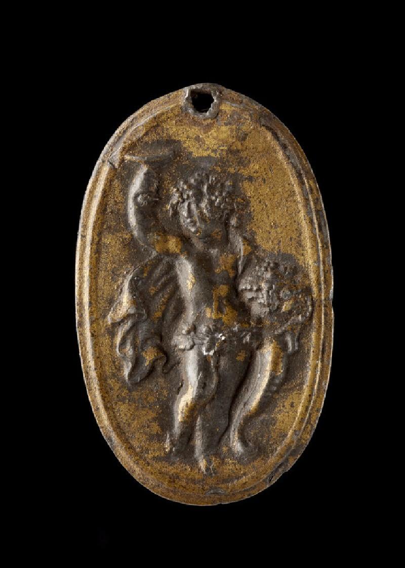 The Infant Bacchus (WA1908.42)