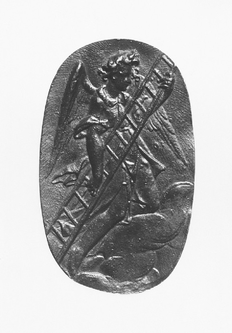 Angel with the Cross of the Passion (WA1908.65)
