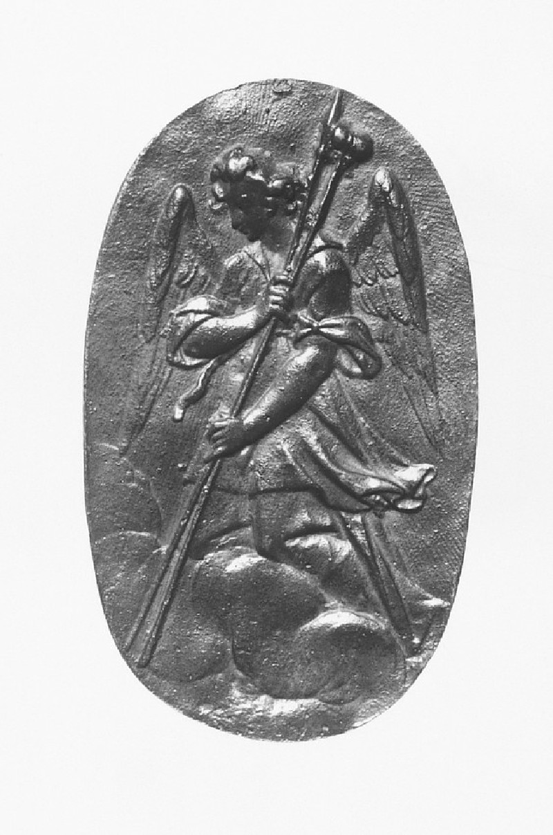Angel with the Rod and Lance of the Passion (WA1908.67)