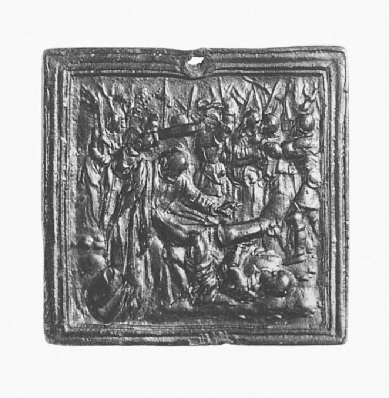 The Betrayal of Christ (WA1908.71)