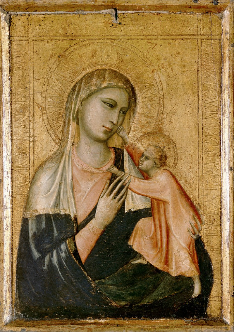 The Virgin and Child (WA1913.1)