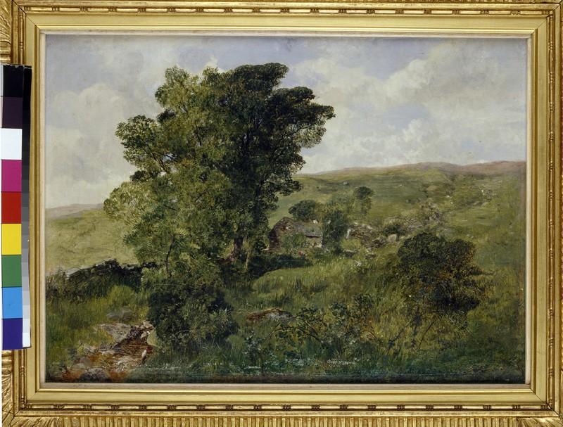 View of Nantlle, Caernarvonshire