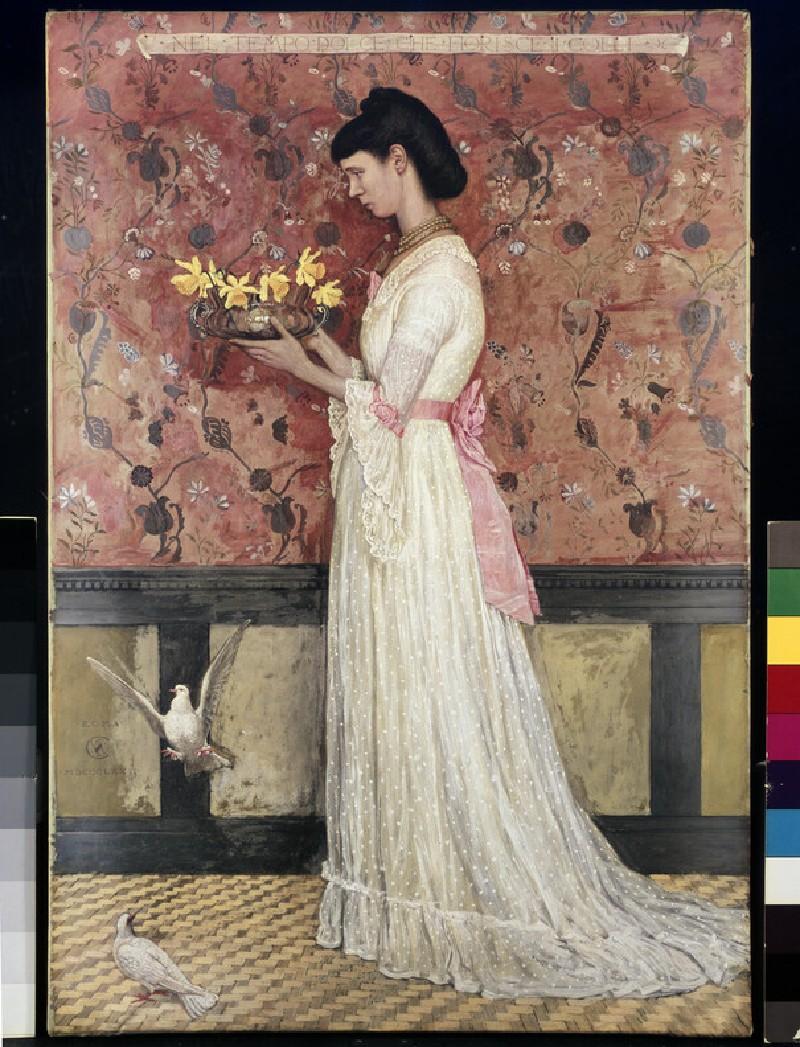 Mrs Ingram Bywater (d. 1908)