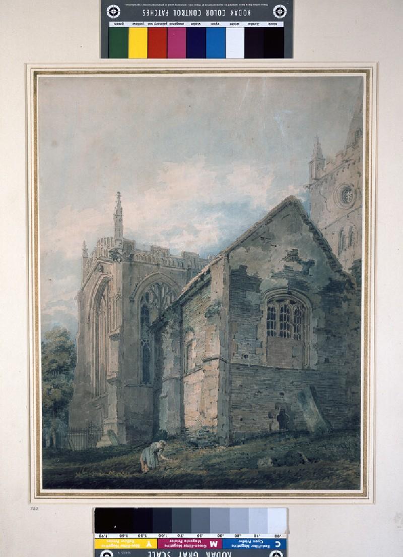 The Ancient Charnel House, Holy Trinity Church, Stratford-upon-Avon (WA1916.5)