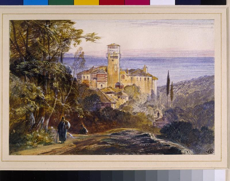 The Monastery of Karakalo, Mount Athos