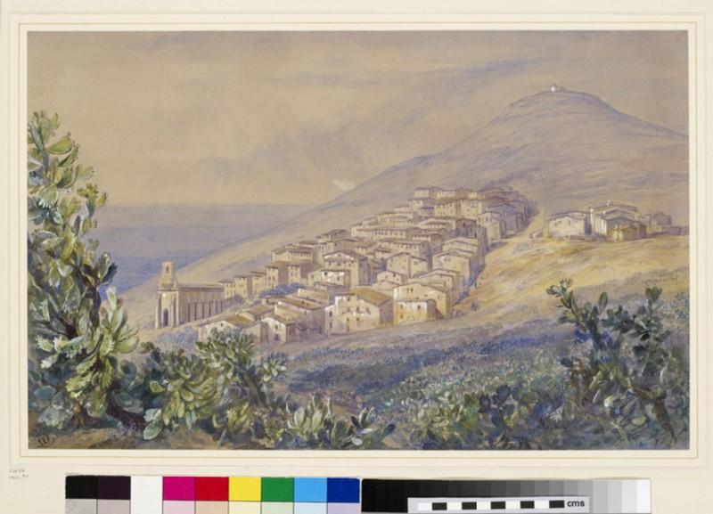 Cargese, Corsica (WA1916.70)