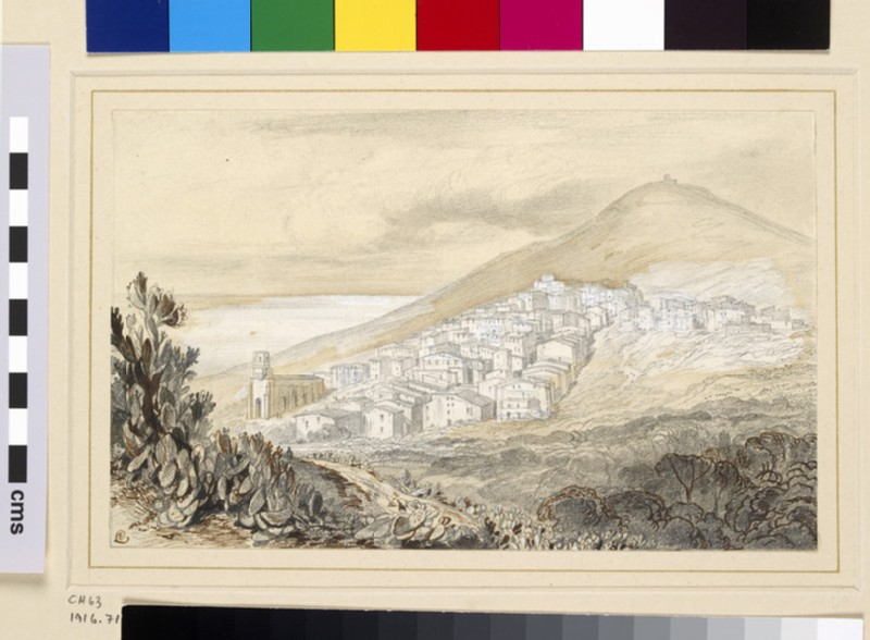 Cargese, Corsica (WA1916.71)
