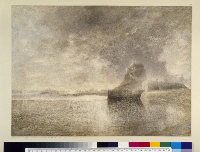 Holy Island Castle, Northumbria (WA1918.7.64.30)