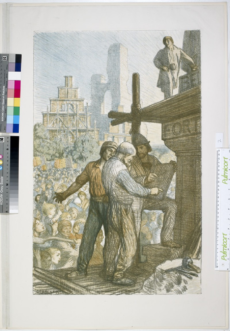The Reconstruction of Belgium