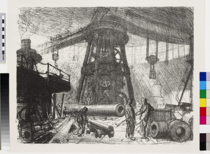 The Radial Crane