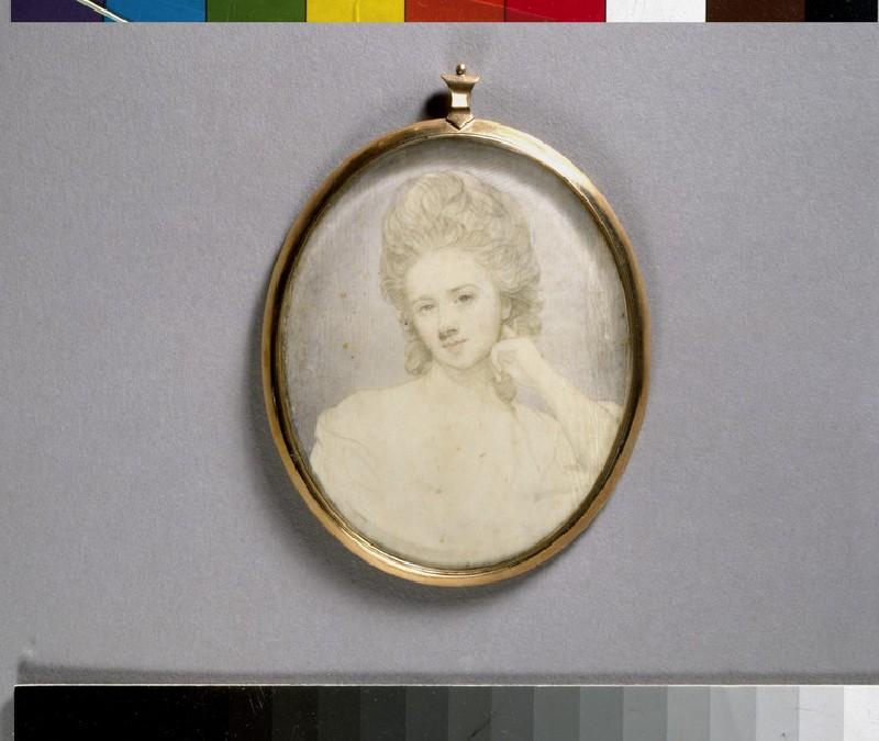 Portrait of Georgiana, Duchess of Devonshire (WA1920.56)