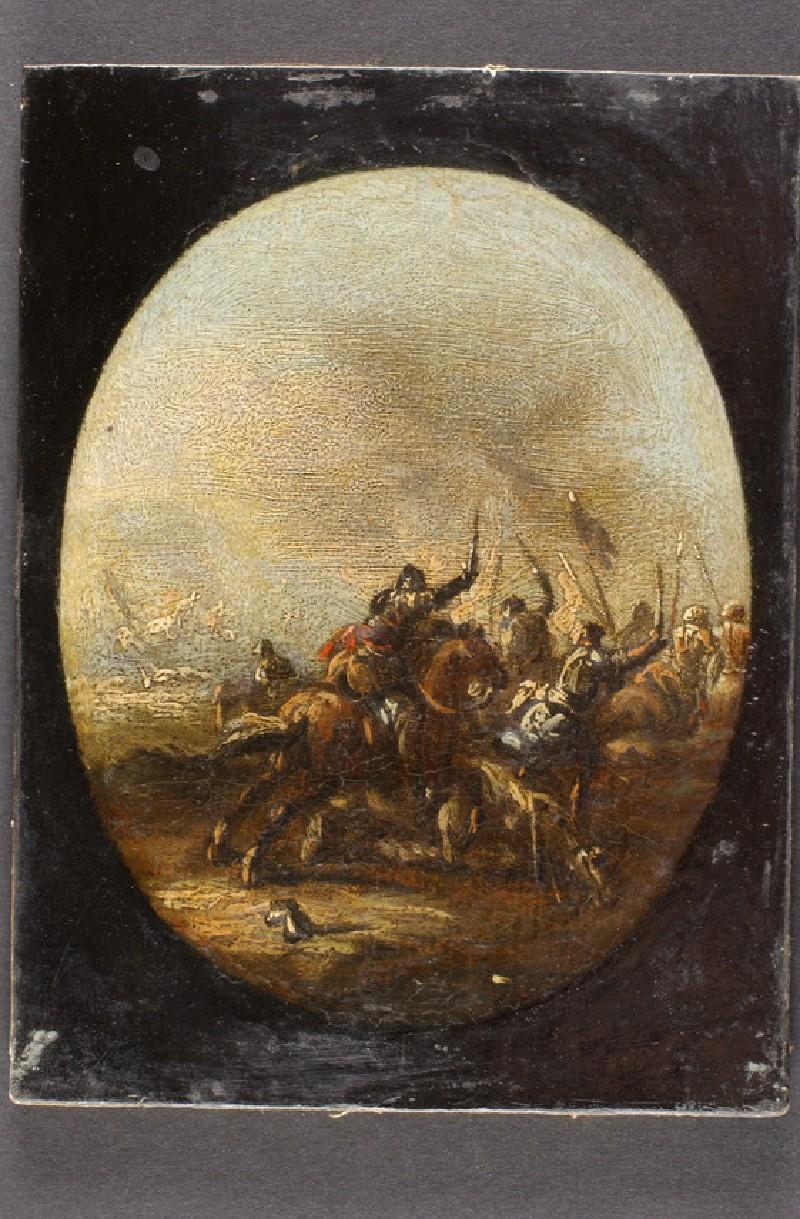 Battle Scene (WA1921.4)