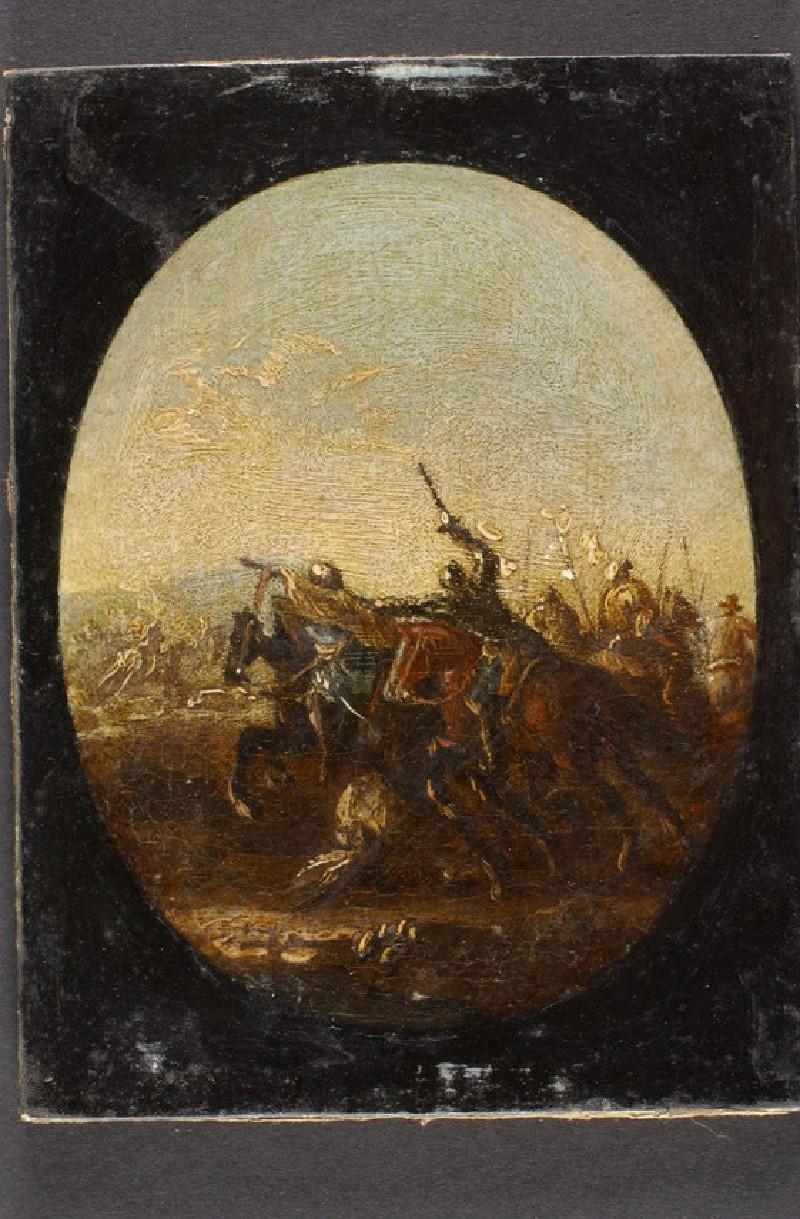 Battle Scene (WA1921.5)