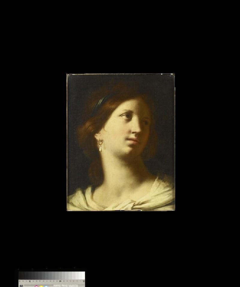The Head of Saint Catherine (WA1926.9)