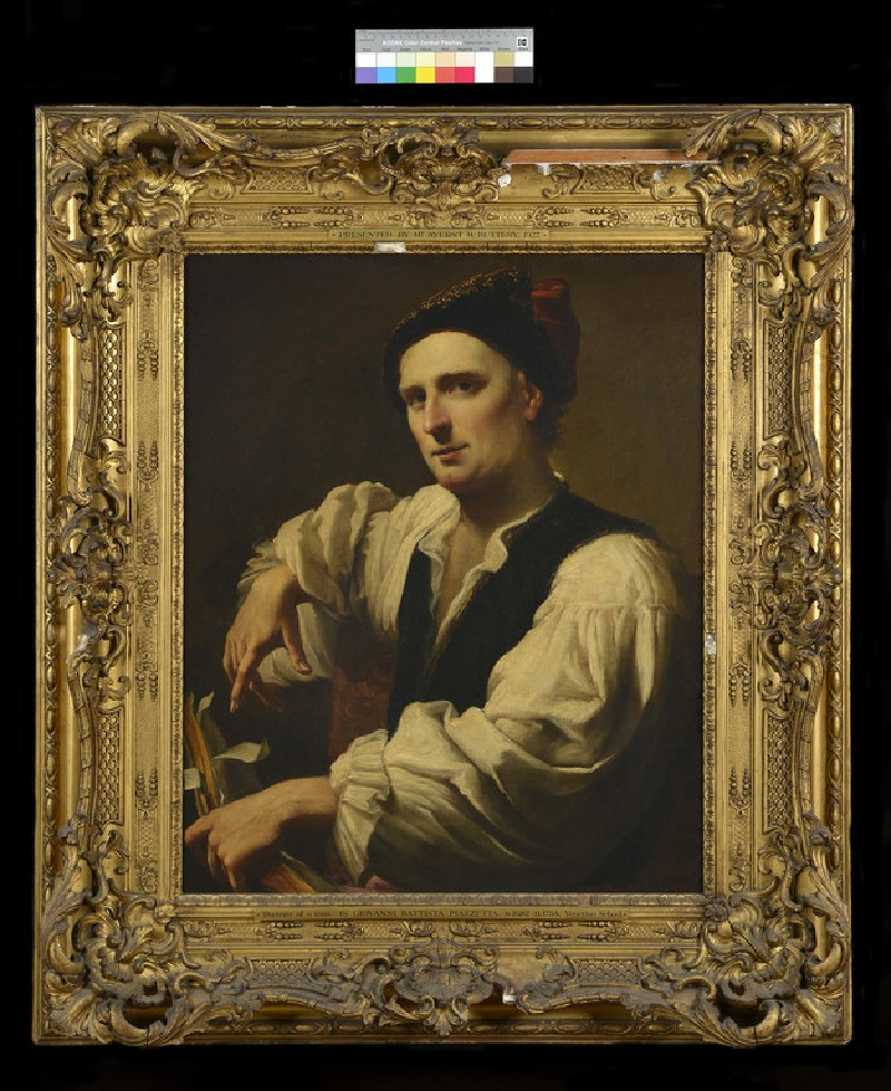 Portrait of a young Man (WA1927.4)