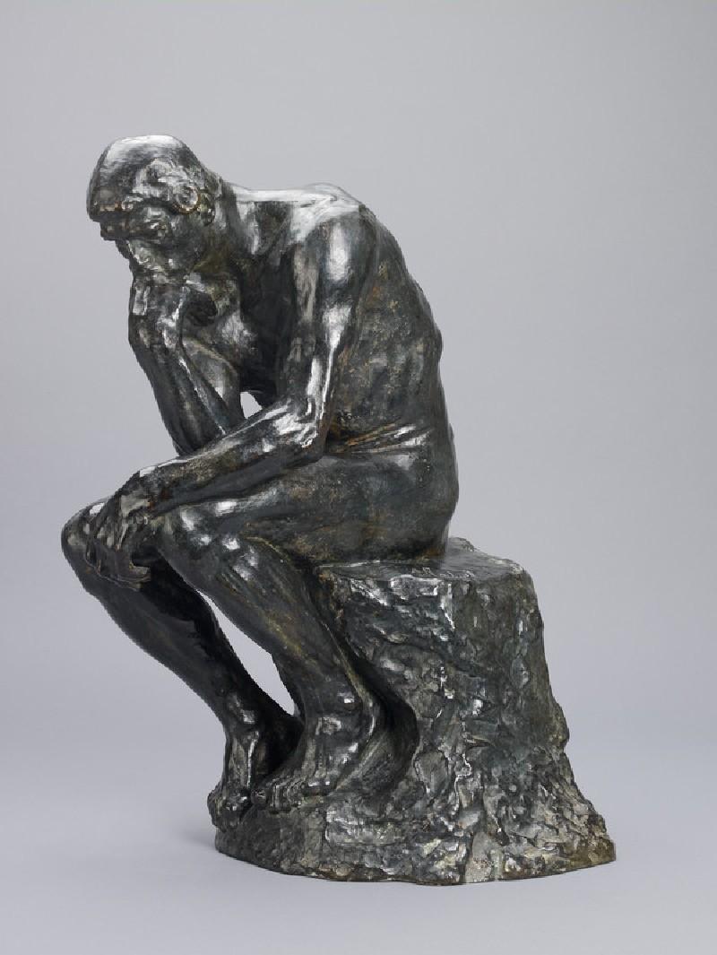 The Thinker (WA1927.50)
