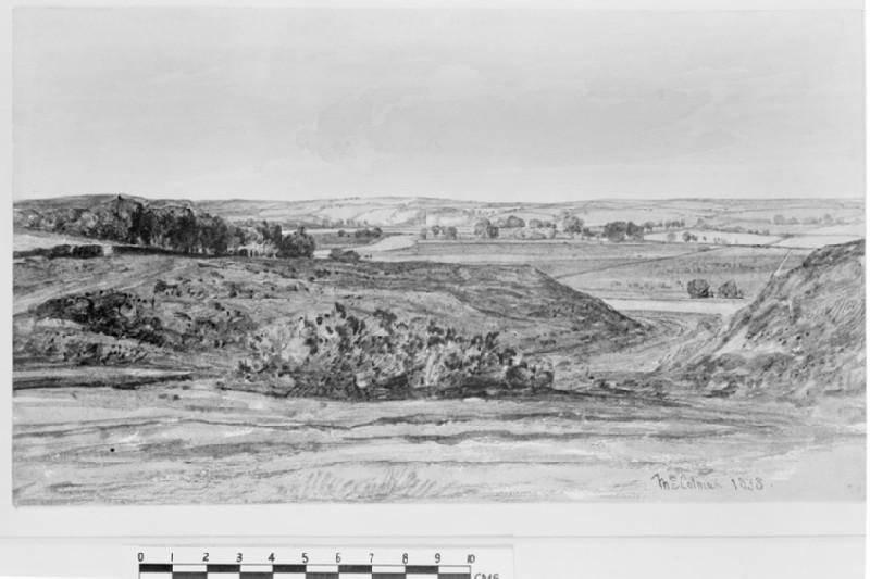Bramerton Hills, near Norwich (WA1927.6)