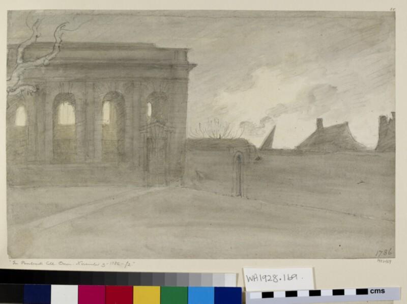 Pembroke Coll. Oxon (WA1928.169)