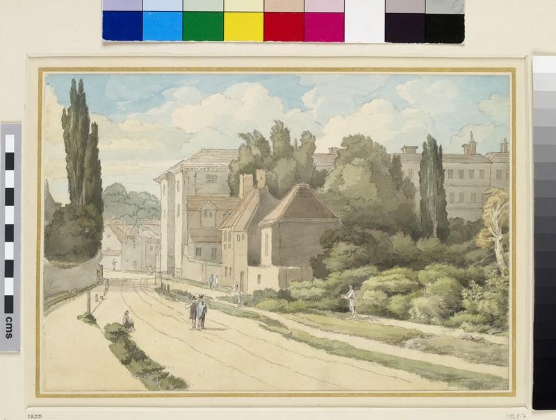 Worcester College, Oxford (WA1928.7)