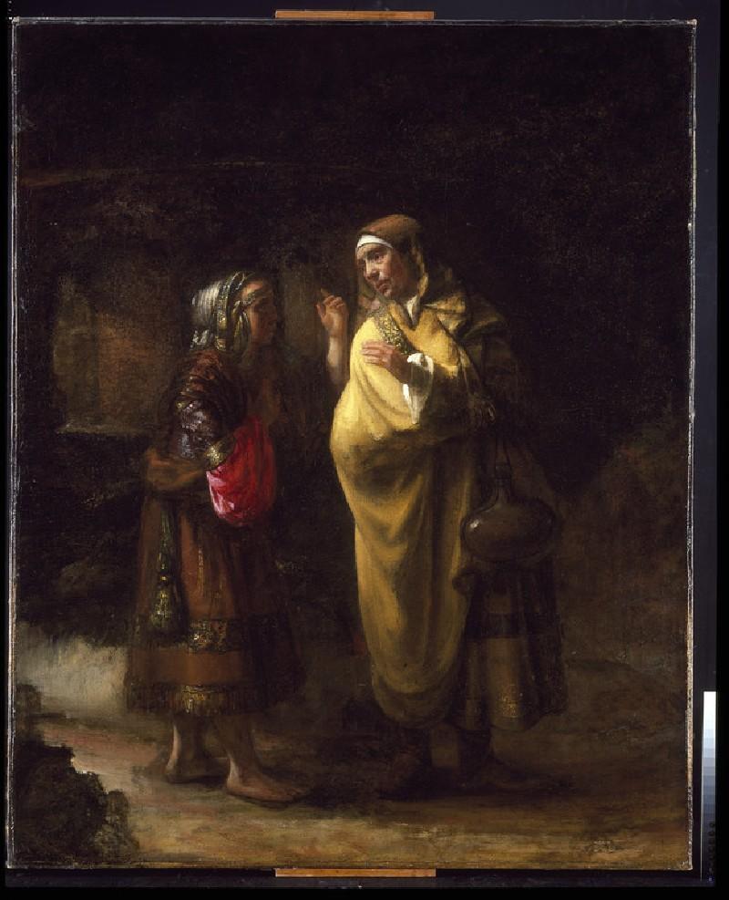 Ruth and Naomi (WA1929.1)