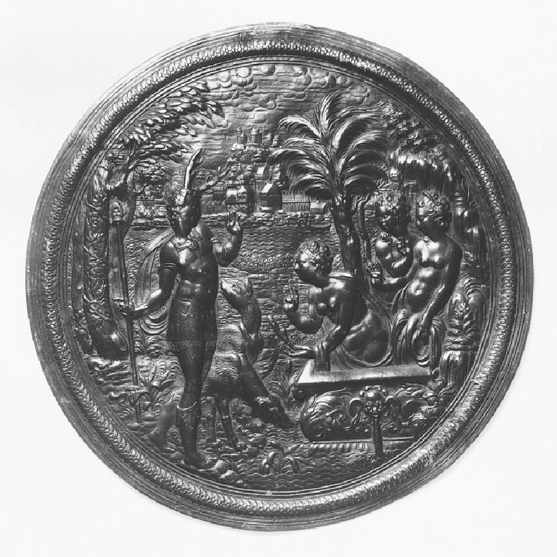 Diana and Actaeon (WA1929.145)