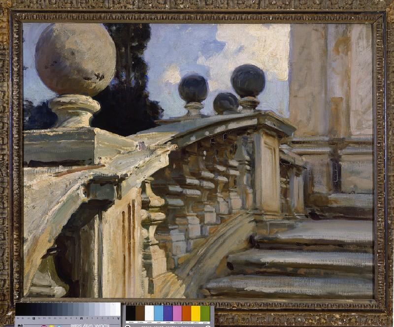 A balustrade (WA1929.7)