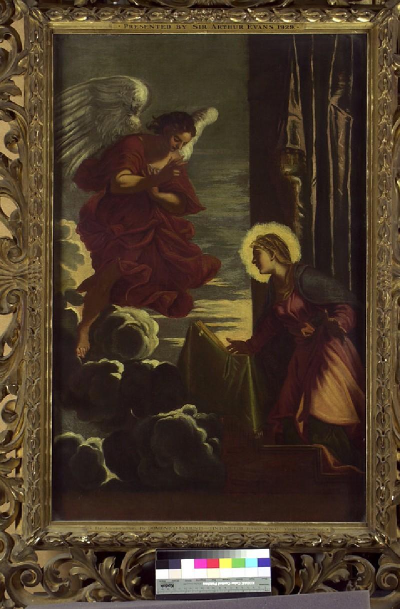 The Annunciation (WA1929.9)